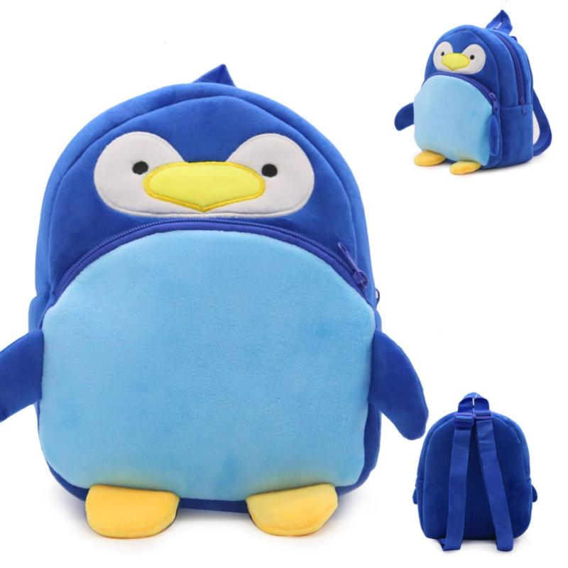 PENQUIN 3D KIDS BAG BACKPACK