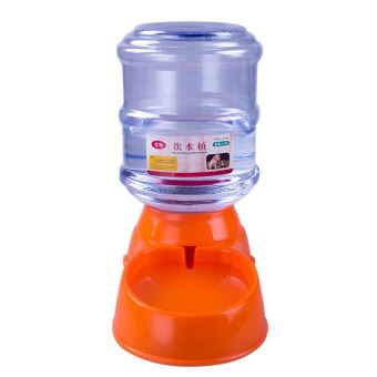 Pet automatic feeder Dog Cat drinking water is