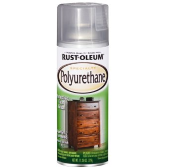 Rust-Oleum Specialty Polyurethane Spray 11.25oz (Gloss)