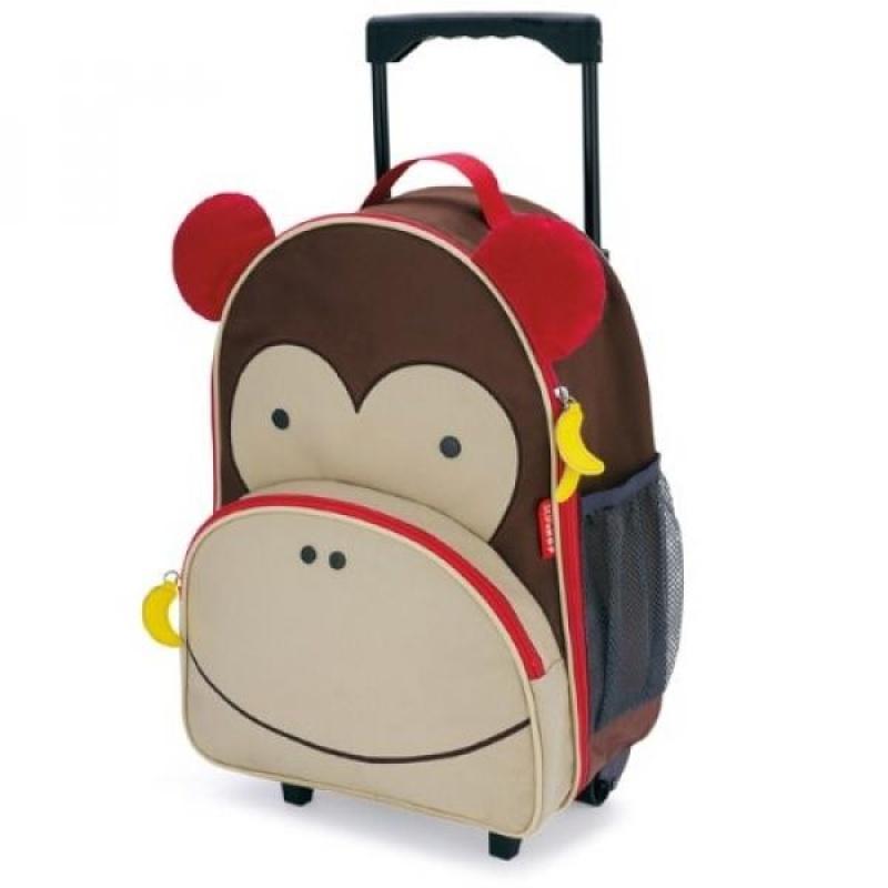 Skip Hop Zoo Little Kid Luggage, Monkey - intl