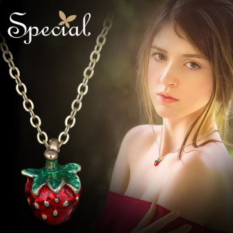 Special European and American girl's heart can be pendant necklace