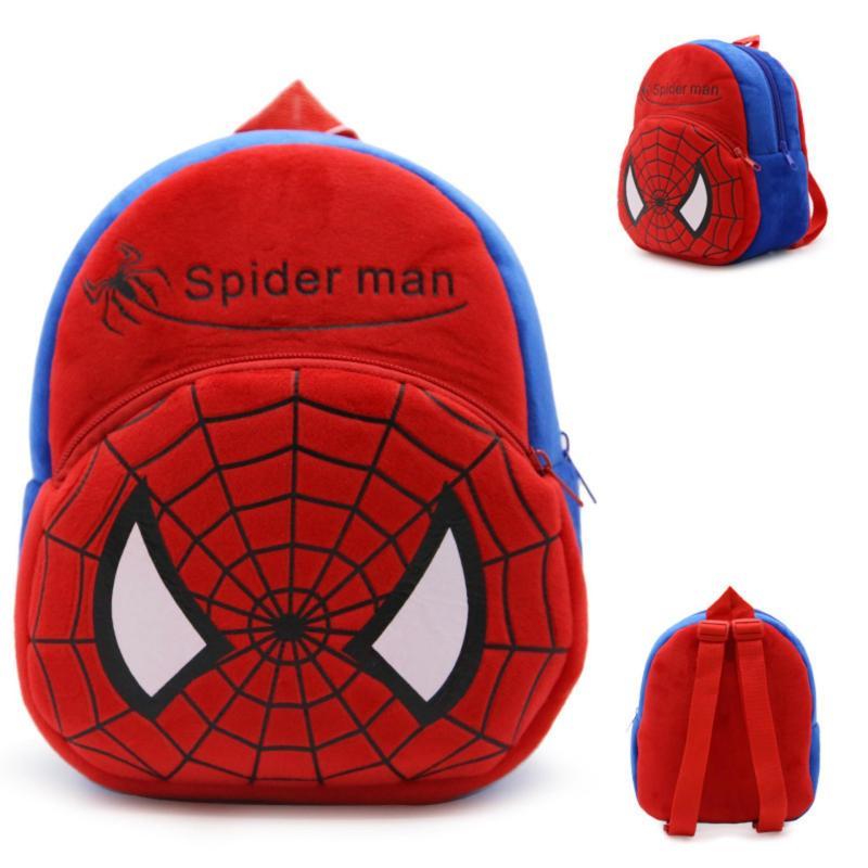 SPIDERMAN 3D KIDS BAG BACKPACK