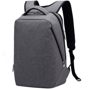 Harga Tigernu Multifunctional Fashion Women Men17 Inches Laptop BackpackT-B3164(Grey)