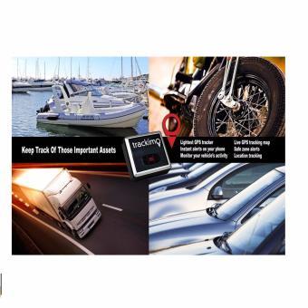 Trackimo Automotive Universal Tracker Device 3G - 3