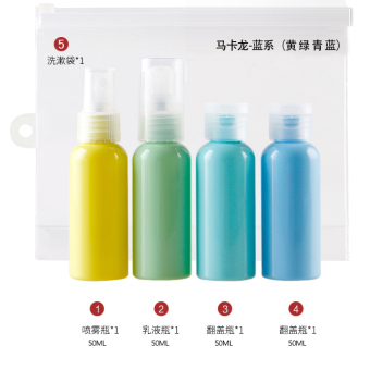 Travel silicone points bottling bottle wash suit makeup products travel size shampoo water shower gel bottles travel small bottle
