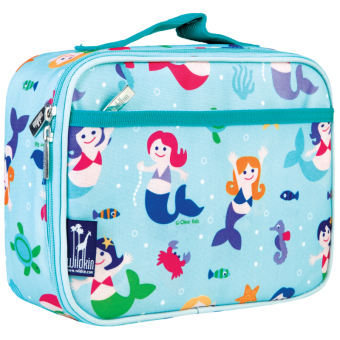 Harga Wildkin Olive Kids Insulated Mermaids Lunch Box Bag