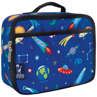 Harga Wildkin Olive Kids Out of this World Insulated Lunch Box Bag