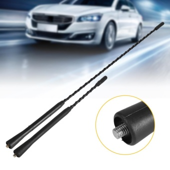 "Harga YOSOO-Universal Car FM AM Amplified Booster Antenna 9"" - intl"